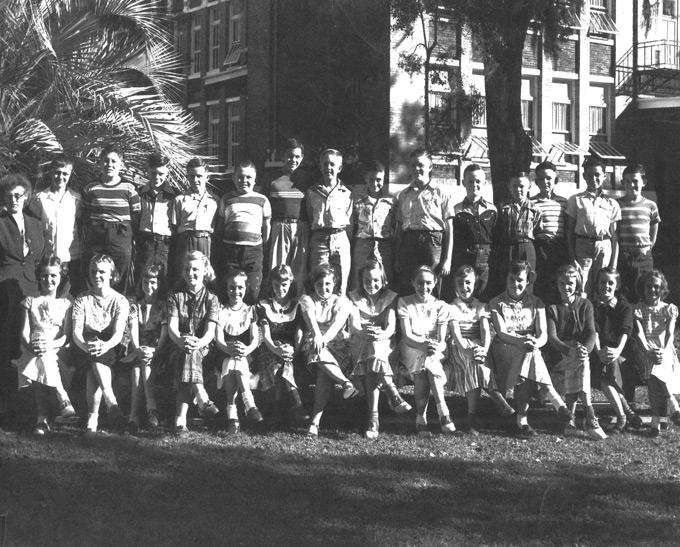 Winter Park High School Class Of 1958 Class Reunion